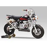 ヨシムラ(YOSHIMURA) バイクマフラー フルエキゾースト レーシング サイクロン GP-MAGNUM (ステンレス) SC カーボンカバー MONKEY Z50J MONKEY AB27 150-401-5U90 バイク オートバイ