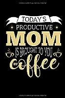 Notizbuch: Mutter Kaffee Inspiration Kinder Stress Geschenk 120 Seiten, 6X9 (Ca. A5), Liniert