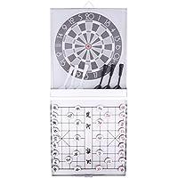 Kesoto アルミニウム合金 象棋 チェスセット ダーツボード ボードゲーム
