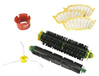 iRobot Roomba 500 Series Replenishment Kit For Red and Green Cleaning Heads [並行輸入品]