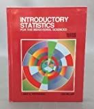 Cover of Introductory Statistics for the Behavioral Sciences
