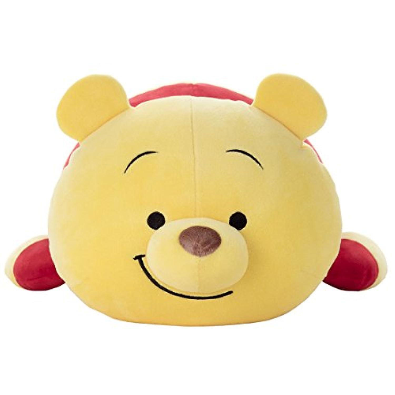 ディズニーキャラクター Disney-Mocchi-Mocchi- ぬいぐるみ L くまのプーさん (ハイ型) 幅約40cm