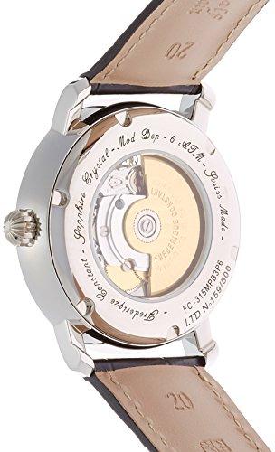[フレデリック・コンスタント]FREDERIQUE CONSTANT 腕時計、クラシックハートビート&デイトラウンド、リミテッドエディション FC-315MPB3P6 レディース 【正規輸入品】