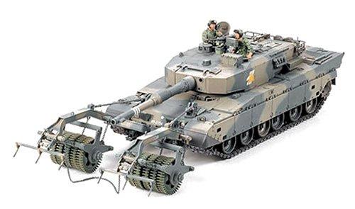 1/35 ミリタリーミニチュアシリーズ 90式戦車マインローラ