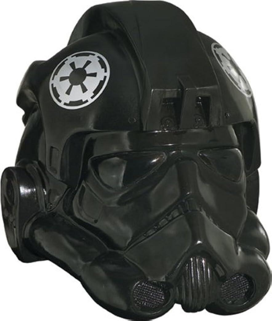 クローン石の苦情文句Star Wars - Tie Fighter Helmet (Adult) スター?ウォーズ-タイファイターヘルメット(大人用)?ハロウィン?サイズ:One-Size
