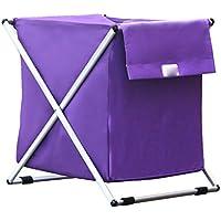 オックスフォード布折り畳み可能な大型家庭用洗濯物収納バスケット汚れた洗濯バケツ