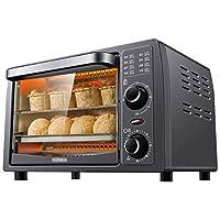WPQW ミニオーブン - 電気オーブン家庭用小型多機能オーブンミニオーブン -748オーブントースター