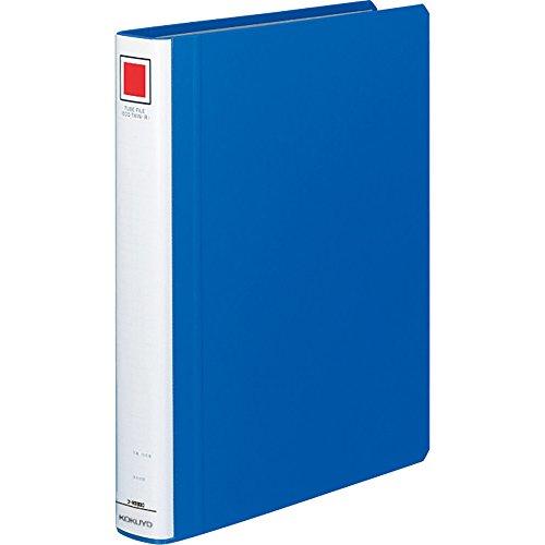コクヨ パイプ式ファイル エコツインR(両開き) A4 2穴 300枚収容 ...