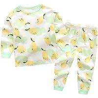 Fairy Baby Infant Baby Unisex 2pcs Outfit Clothes Cotton Shirt+Pant Pajamas Set