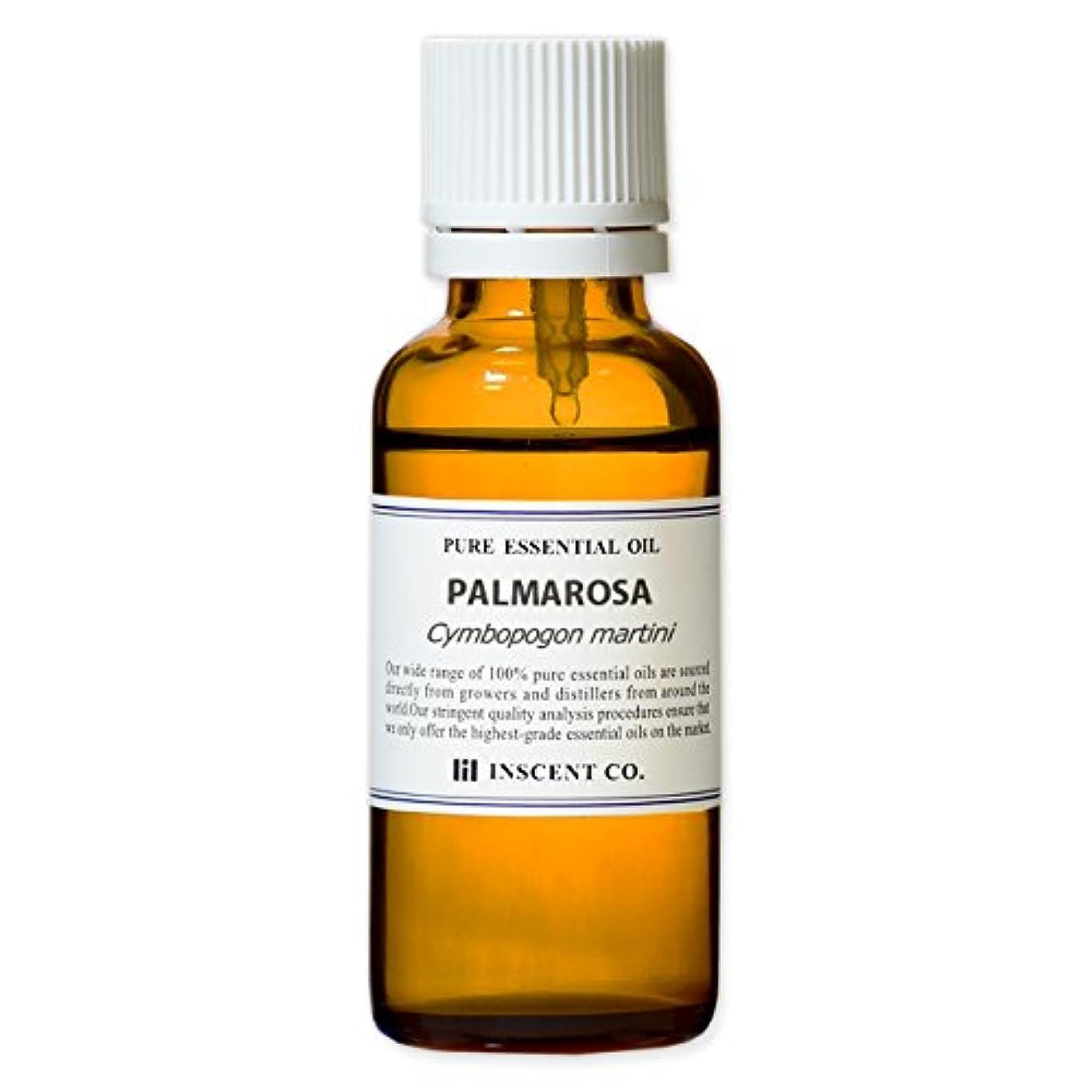 たくさんに変わる支店パルマローザ 30ml インセント アロマオイル AEAJ 表示基準適合認定精油