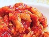 【クルー便】チャンジャ1kg ■韓美食■韓国食品■韓国食材■韓国チャンジャ■味付塩辛■キムチ■自家製■美味しいキムチ■