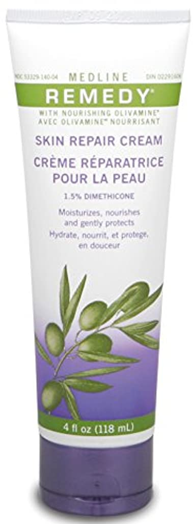 Medline Remedy with Olivamine Skin Repair Cream 4oz 118ml