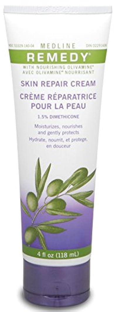 暴君移動壮大なMedline Remedy with Olivamine Skin Repair Cream 4oz 118ml