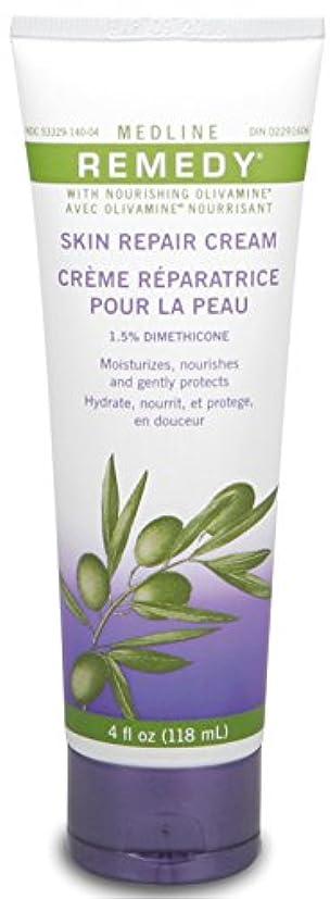 多様な賢いボイコットMedline Remedy with Olivamine Skin Repair Cream 4oz 118ml