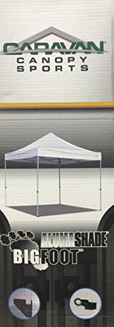億クロール優しさCARAVAN キャラバン インスタントキャノピー キャリーバッグ、サイドウォール付 3m×3m