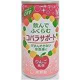 大正製薬 コバラサポート りんご風味185mlX30本(1箱)