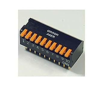 オムロン DIPスイッチ A6ER0104
