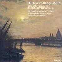Howells:St Pauls Service