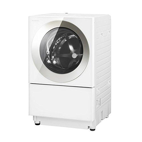 パナソニック 7.0kg ドラム式洗濯機【左開き】シャンパンP...