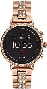 [フォッシル]FOSSIL スマートウォッチ Q VENTURE タッチスクリーン ジェネレーション4 FTW6011 腕時計 レディース 【正規輸入品】