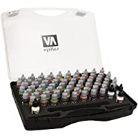 Vallejo Acrylic Paints 72172 Game Color Paint Set In Plastic Storage Case by Vallejo Paint [並行輸入品]