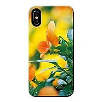 (ティアラ)Tiara らくらくスマートフォン me F-01L ケース フラワー 花柄 自然 季節 薄型 スマホ ハードケース フラワー D ☆ C020103_04