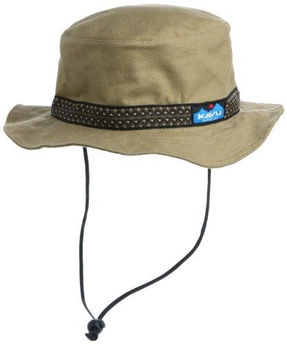 (カブー) KAVU Strap Bucket Hat 11863452 Khaki L