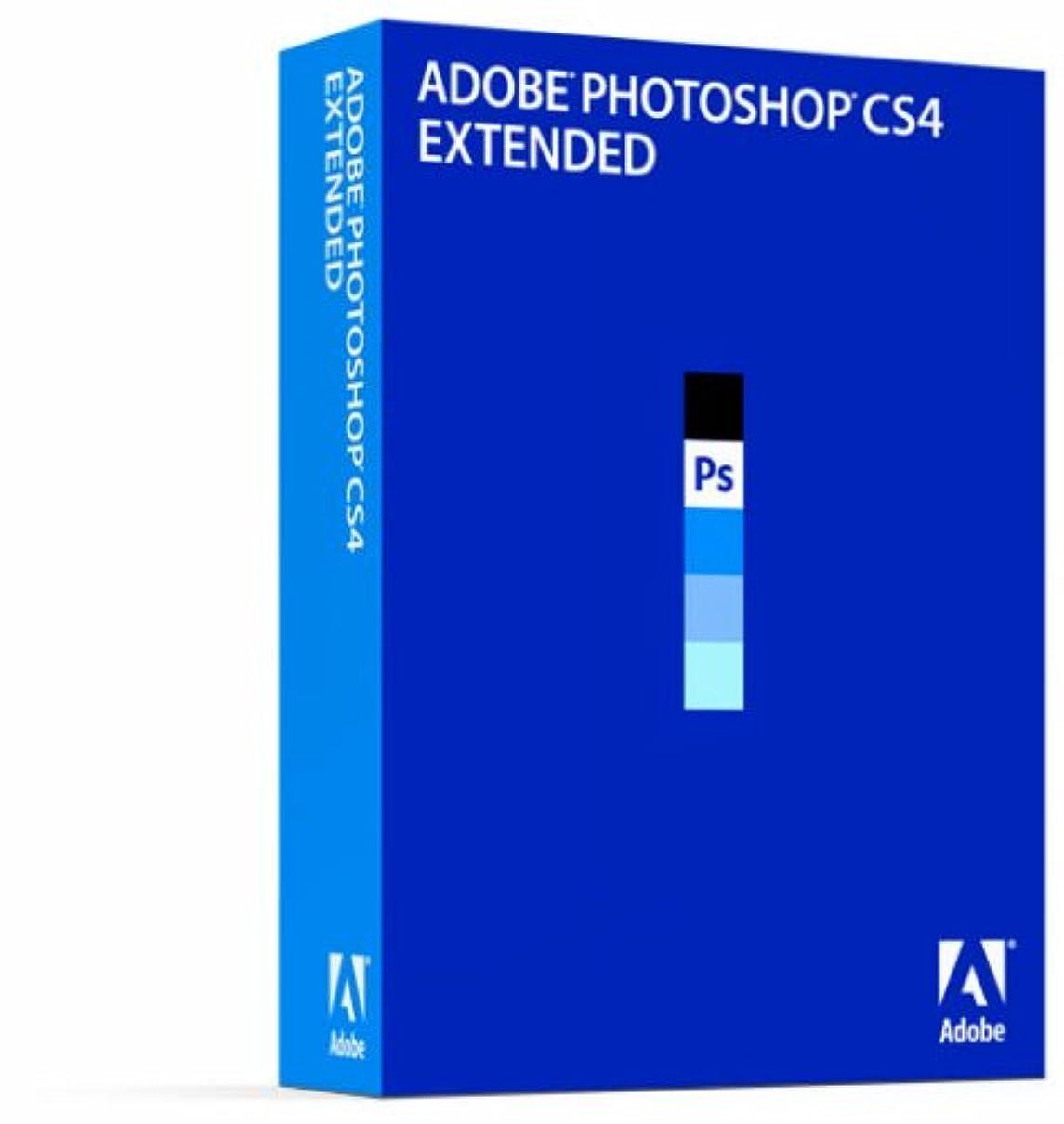 スーツサンダル緊急Adobe Photoshop CS4 Extended (V11.0) 日本語版 Macintosh版 (旧製品)