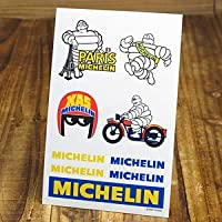 ステッカー ミシュラン Michelin 9Pセット_SC-R660-TMS