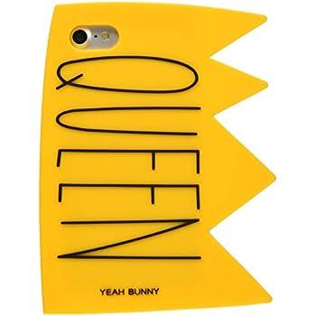 YEAH BUNNY iPhone8/7 シリコンケース (Queen) YB-1056