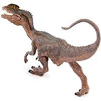 Tivolii 恐竜模型玩具 リアルな手描き アクションフィギュア 教育用動物 恐竜 子供用ギフト Tivolii