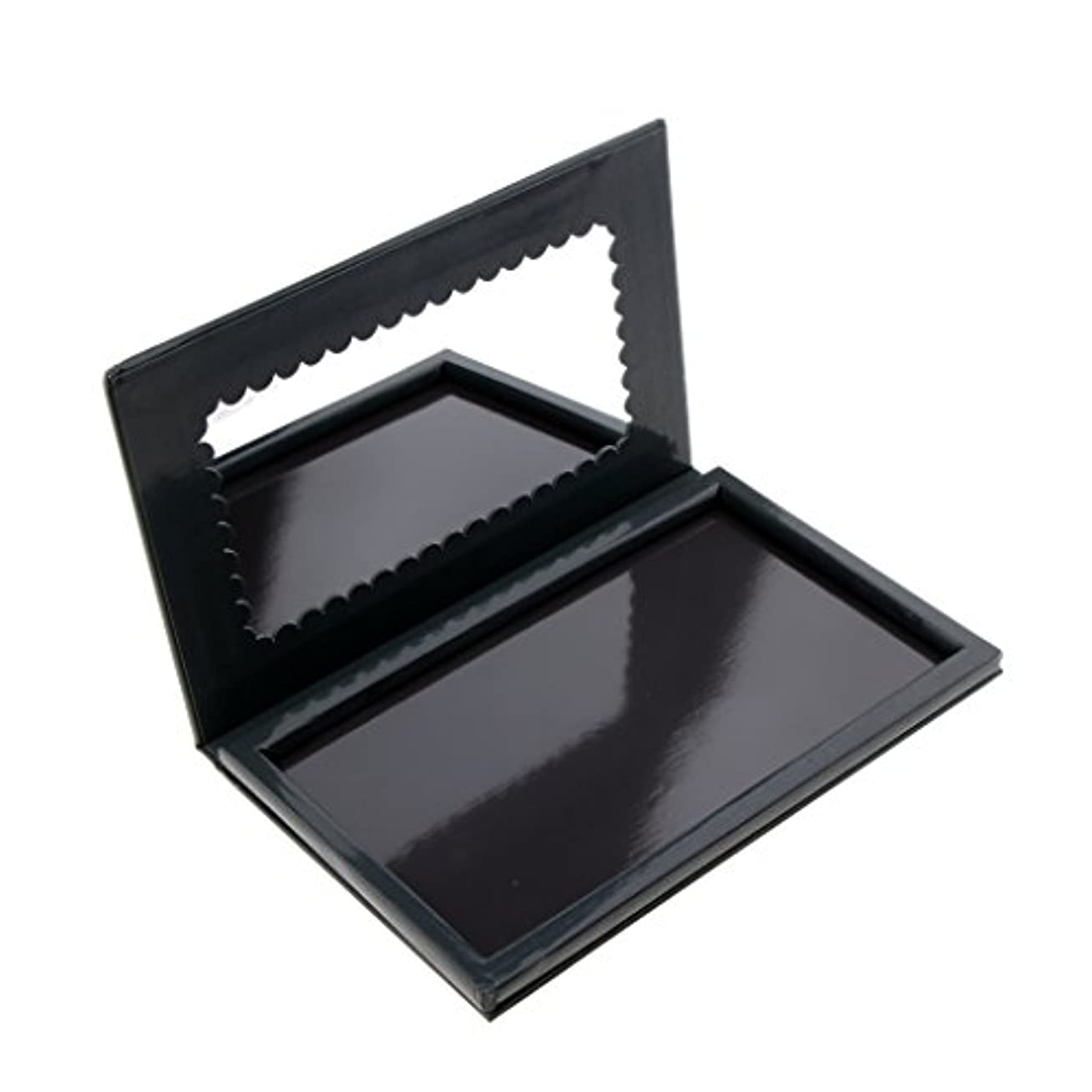 尊敬する地獄フルーツ野菜メイクアップパレット 磁気パレット コスメ 詰替え DIY 収納 ボックス メイクアップ