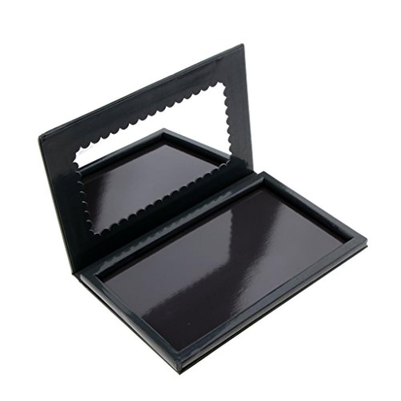 不規則性常習者節約するメイクアップパレット 磁気パレット コスメ 詰替え DIY 収納 ボックス メイクアップ
