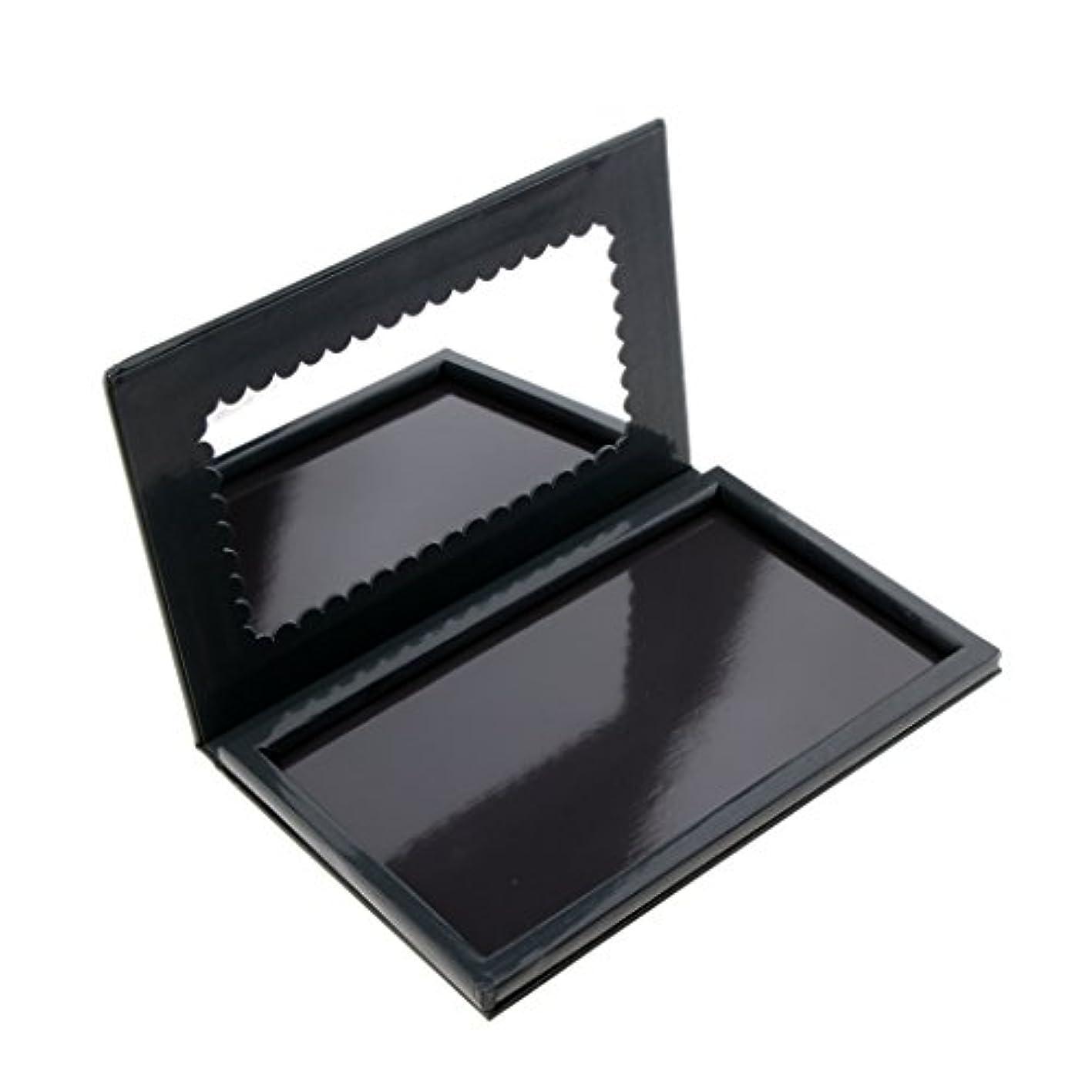忙しい抹消新着Homyl メイクアップパレット 磁気パレット コスメ 詰替え DIY 収納 ボックス メイクアップ