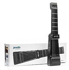 jamstik+ ポータブル スマート ギター型 MIDIコントローラー ブラック PSE取得済