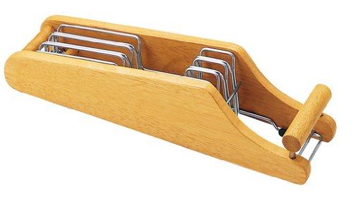 RoomClip商品情報 - 貝印 MY FAVORITE 木製包丁スタンド 3丁用 AP-0520