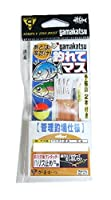 がまかつ(Gamakatsu) 釣レテマス(管理釣場仕様) KE107 5号-ハリス0.8