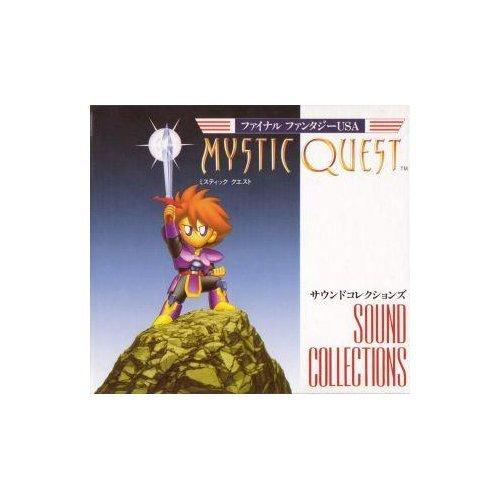 ミスティッククエスト サウンドコレクションズ[CD]