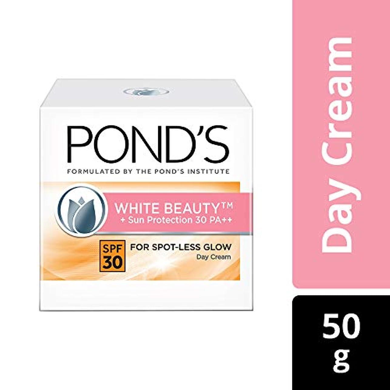 学部長簡略化するいちゃつくPOND'S White Beauty Sun Protection SPF 30 Day Cream, 50 g