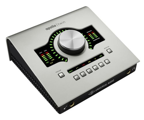 Universal Audio Apollo Twin Duo 【国内正規品】