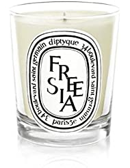 Diptyque Candle Freesia / Freesia 190g (Pack of 6) - Diptyqueキャンドルフリージア/フリージアの190グラム (x6) [並行輸入品]