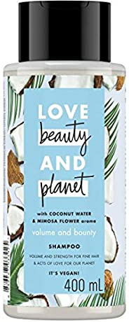 Love Beauty And Planet Shampoo Coconut Water & Mimosa Flower, 4
