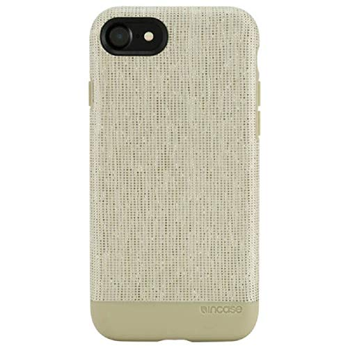 Incase Textured Snap Case for iPhone 7 (Heather Khaki - INPH170241-HKH) [並行輸入品]