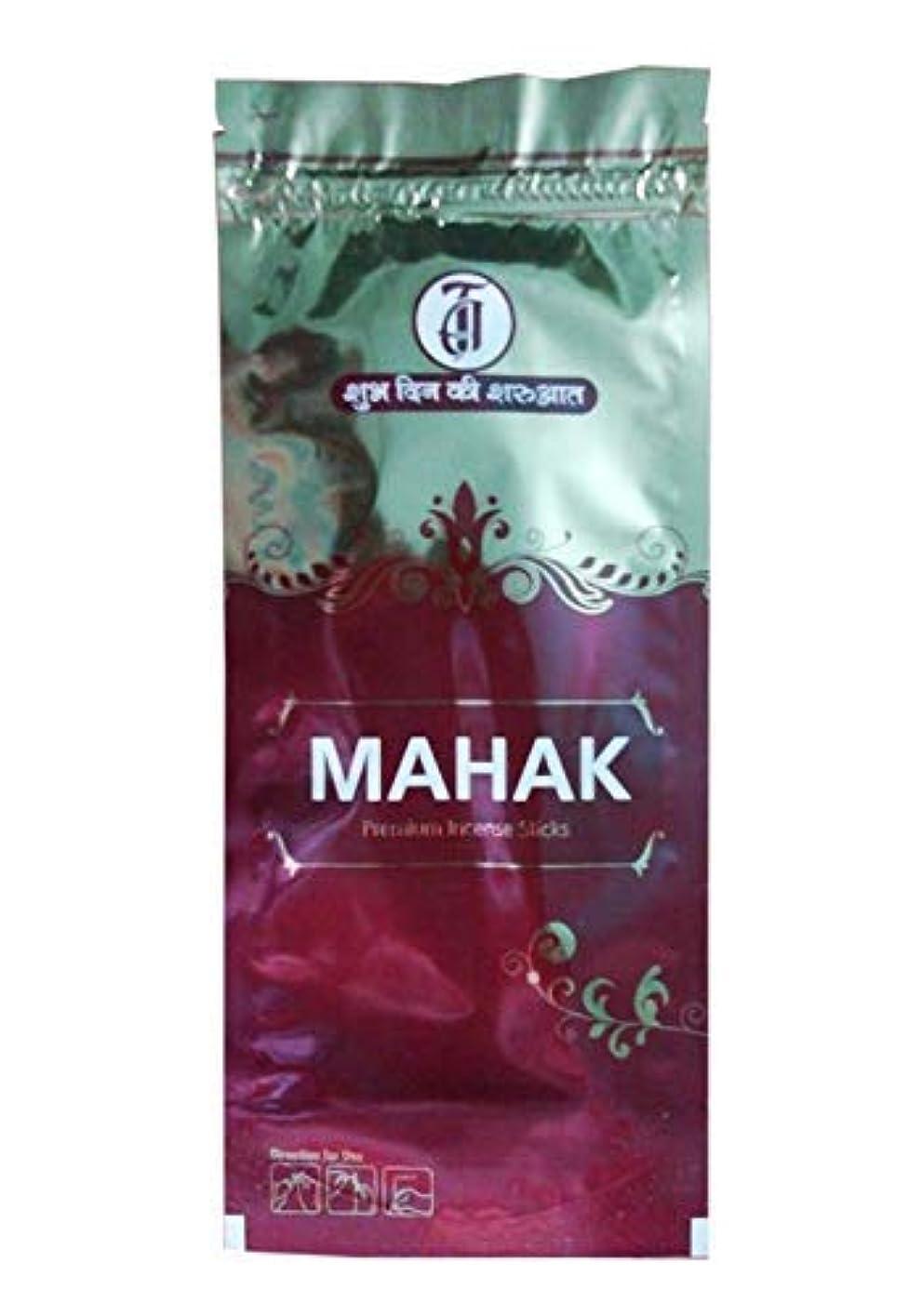 インポート素晴らしいいつかTIRTH Mahak Premium Incense Stick/Agarbatti (170 GM Pack) Pack of 2