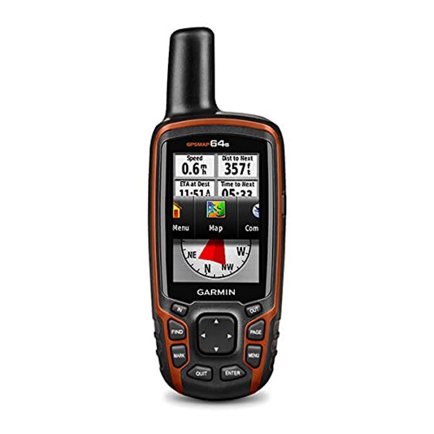 緊張医学暴動Garmin GPSMAP 64s