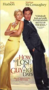 How to Lose a Guy in 10 Days [VHS] [Import]