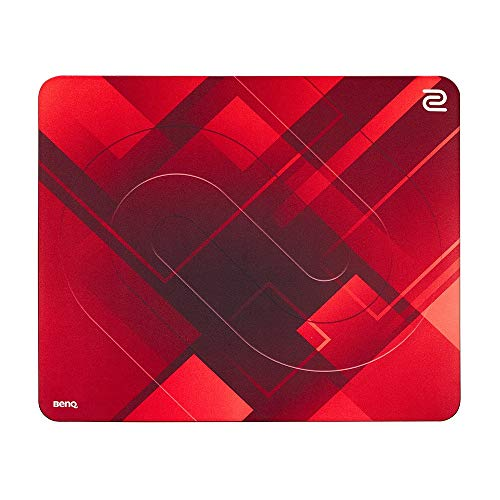 BenQ ZOWIE ゲーミングマウスパッド G-SR-SE red (大サイズ/100%フルフラット仕上げ)
