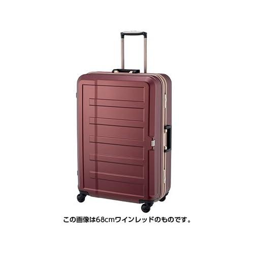 レジェンドウォーカー シボ加工スーツケース【60cm】 5088-60(Legend Walker)ワインレッド