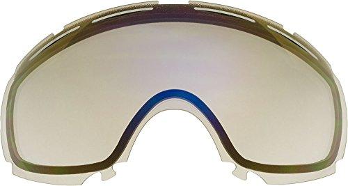 自社製 オークリー CANOPY ゴーグル用交換レンズ CLEAR MIRROR