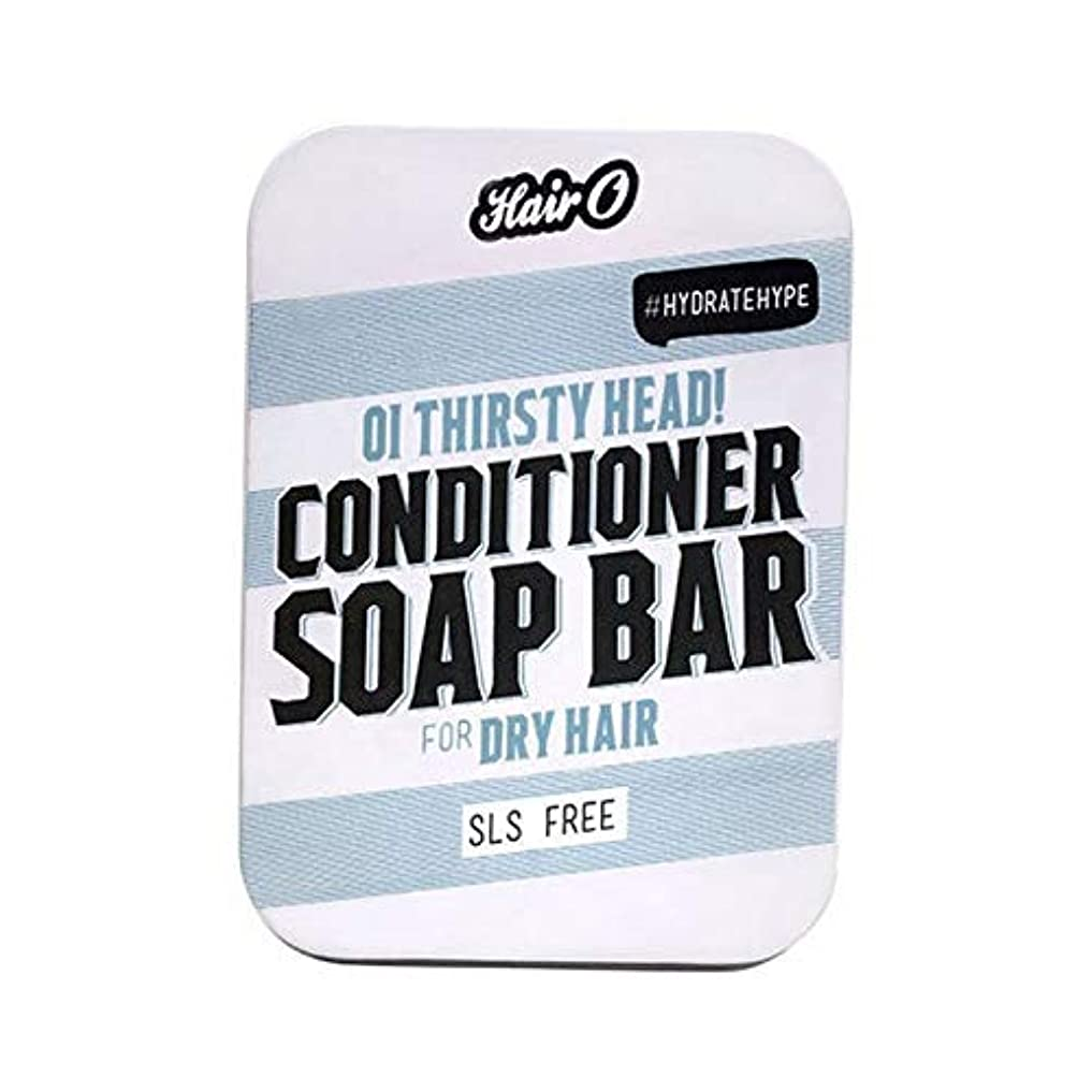 バレーボール彼女のまばたき[Hair O ] 大井のどが渇いヘッドコンディショナーソープバー100グラムO毛 - Hair O Oi Thirsty Head Conditioner Soap Bar 100g [並行輸入品]